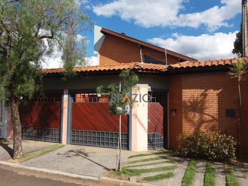 Imagem 1 de 27 de Casa Com 3 Dormitórios À Venda, 219 M² Por R$ 620.000,00 - Jardim América - Rio Claro/sp - Ca0362