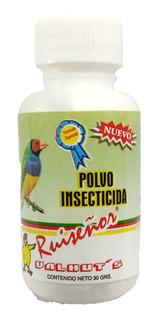 Polvo Insecticida Ruiseñor 30g Valhuts