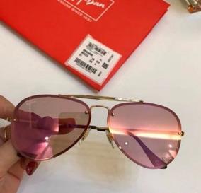 4bee66110 Oculos Rayban Lancamento Espelhado - Óculos no Mercado Livre Brasil