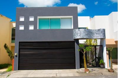 Casa En Fraccionamiento Lomas Residencial, Riviera Veracruzana; Alvarado