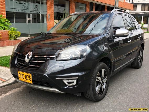 Renault Koleos Privilege Bosse 2500cc At Abs