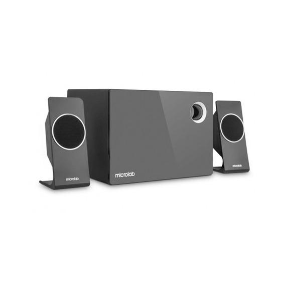 Sistema Multimedia Microlab M660bt 2.1 Bluetooth Salida 56w