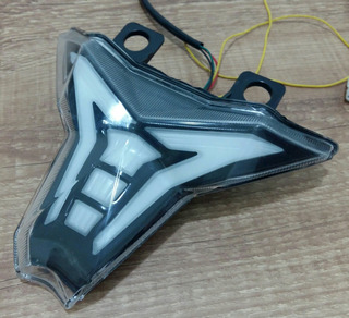 Lanterna C/ Defeito Ninja 400 Zx10r Z1000 14-19 Led Kawasaki