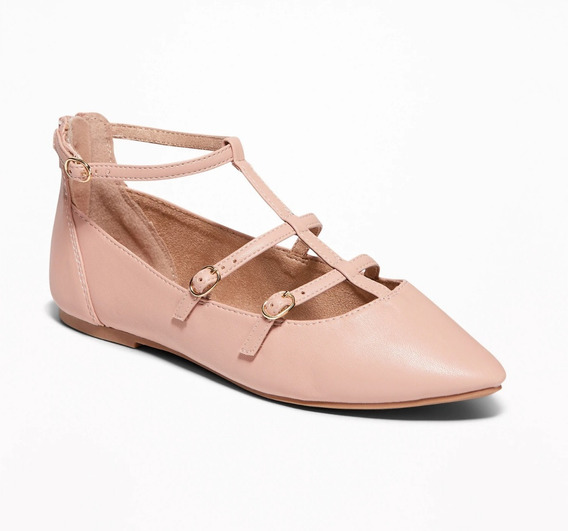# 5.5 Mex Flats Old Navy Color Nude