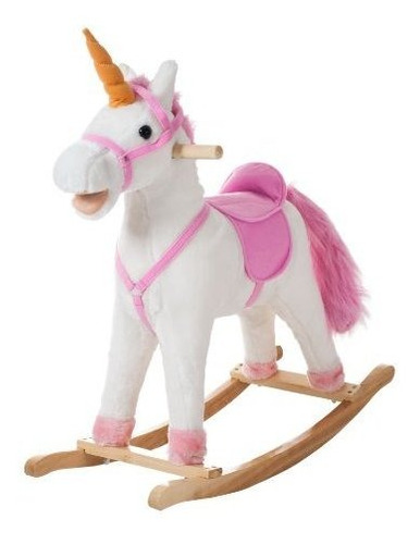 Mecedora Para Niñas Diseño Unicornio De Happy Trails