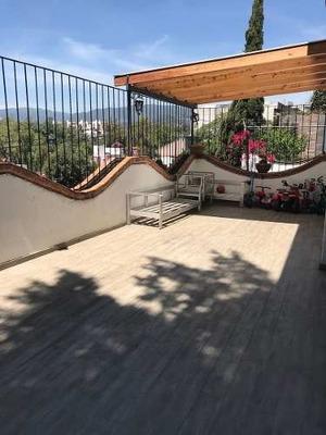 Renta Casa C.h Calzada Desierto De Los Leones Tetelpan