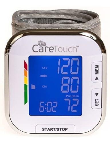Care Touch Fully Automatic Monitor De Muñeca De Presión Arte