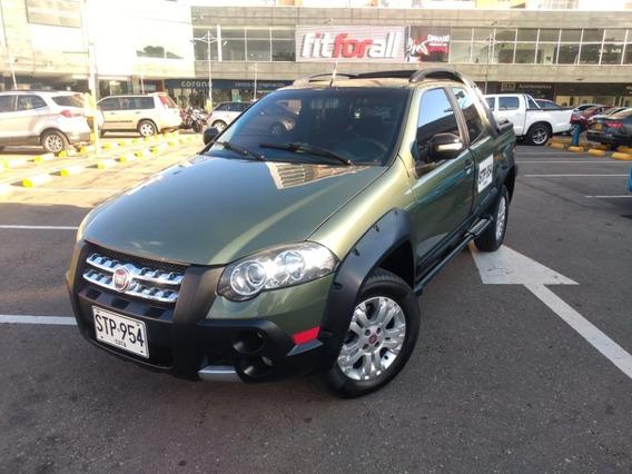 Fiat Strada Adenture 1600 Modelo 2013!