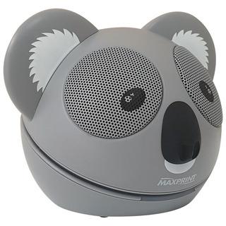 12 Un Caixa De Som Mini Koala Maxprint 4w Rms