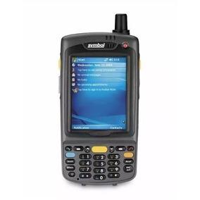 Coletor De Dados Symbol Motorola Mc70 Leitor Laser 2d Qrcode
