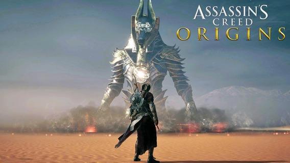 Assassins Creed Origins - Pc - Dvd + 2 Jogos Extras
