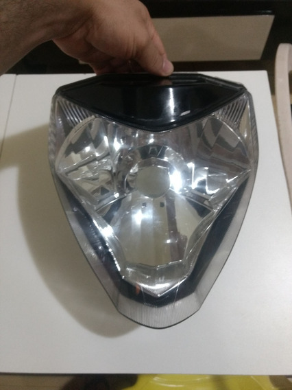 Bloco Optico Scud Honda Cb300r Sem Lâmpada