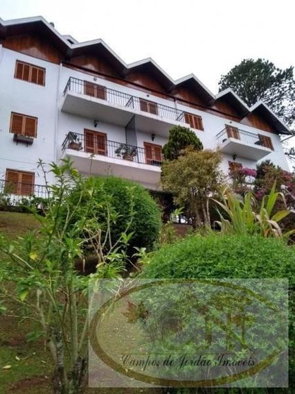 Apartamento Para Venda Em Campos Do Jordão, Morro Do Elefante, 1 Suíte, 1 Banheiro, 1 Vaga - 248