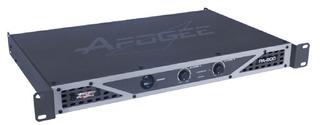 Potencia Apogee P900 Pa900 Watts Dj 1 Unidad Gbr Skp Novik 1