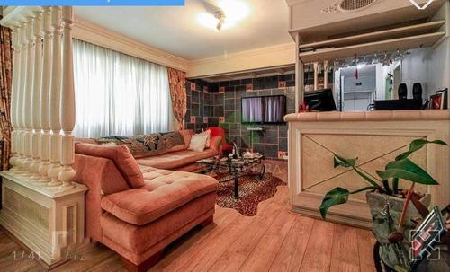Apartamento À Venda, 134 M² Por R$ 1.500.000,00 - Bela Vista - São Paulo/sp - Ap2123