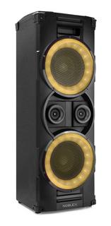 Torre Parlante Noblex Party Audio System Mnt950bt Sin Radio