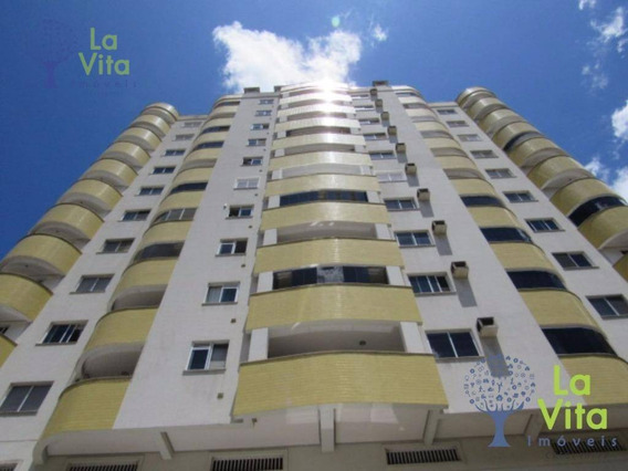 Apartamento Residencial À Venda, Vila Nova, Blumenau. - Ap0045