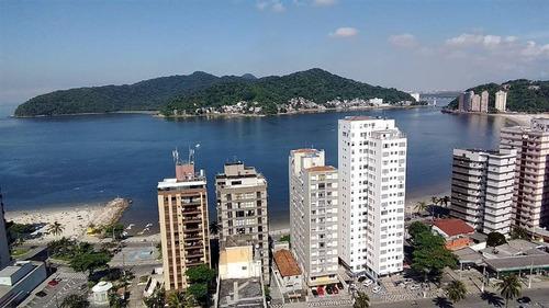 Imagem 1 de 21 de Apartamento - Venda - Centro - Sao Vicente - Dna1038