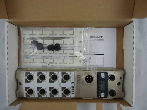 Balluff Bni Eip-104-100-z016 Bni0014 Network Interface Bniei
