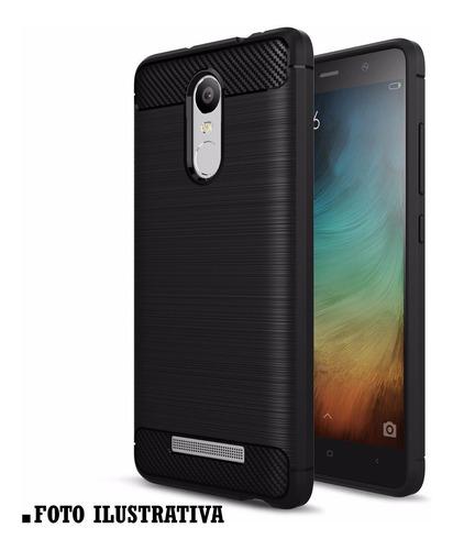Protector Funda Antiimpacto Especifico Xiaomi Redmi Note 3