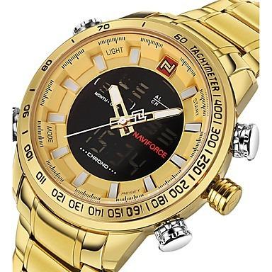 Homens Relógio Esportivo Relógio Militar Relógio Elegante