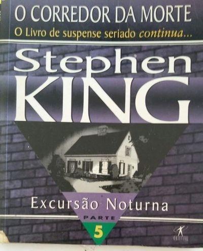 Livro O Corredor Da Morte Stephen King