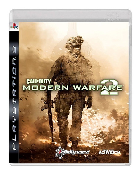 Call Of Duty Modern Warfare 2 - Mw2 - Ps3 - Original
