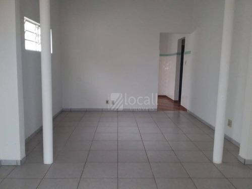 Imagem 1 de 11 de Casa Para Alugar, 160 M² Por R$ 1.450,00/mês - Vila Imperial - São José Do Rio Preto/sp - Ca2640