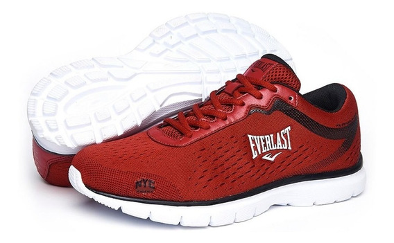 Zapatillas Everlast Running Flashlight Hombre Hollywood S