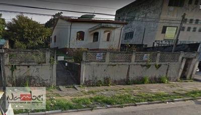 Terreno À Venda, 800 M² Por R$ 1.000.000,00 - Itaquera - São Paulo/sp - Te0005