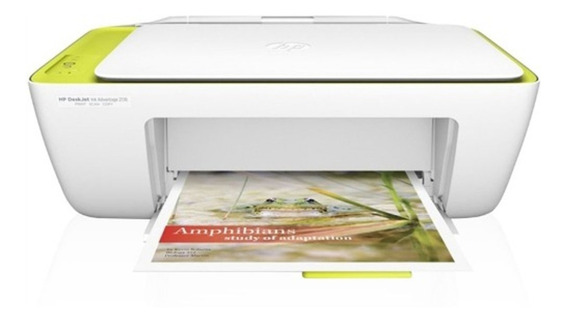 Multifuncional Jato De Tinta Deskjet Ink Adv 2136 Hp