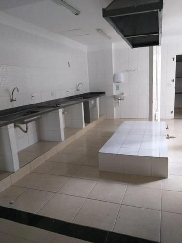 Salão Para Alugar, 98 M² Por R$ 15.000,00/mês - Jardim América - Ribeirão Preto/sp - Sl0287