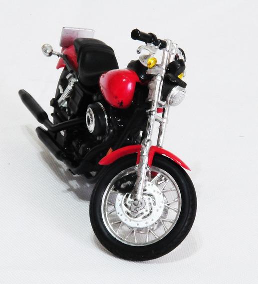 Moto Maisto Harley Davidson Escala 1:18