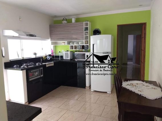 Casa A Venda No Bairro São Dimas Em Guaratinguetá - Sp. - Cs033-1