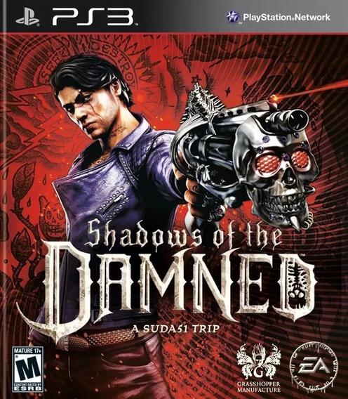 Shadows Of The Damned Ps3 Jogo Lacrado Original Mídia Física