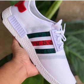 Tênis adidas Nmd Gucci