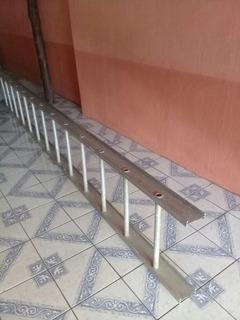 Escalera De Aluminio Fija