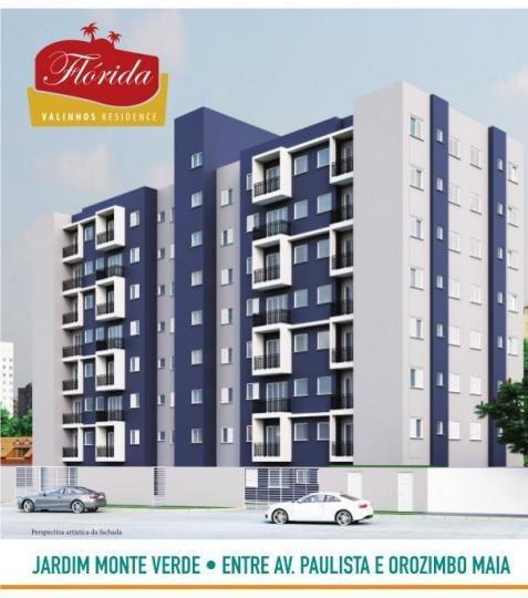 Apartamento/novo Para Venda Em Valinhos, Flórida Valinhos Residence - Apv 0018
