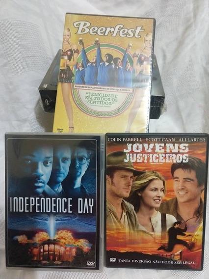 Independence Day+ Dois Dvds -promoção - Não Lacrados