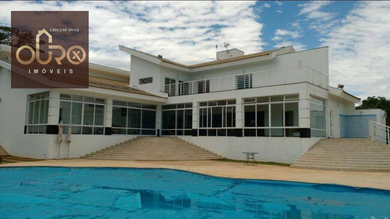Casa A Venda Condomínio Vale Do Sol Franca Sp - Ca0405