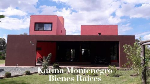 Imagen 1 de 16 de Excelente Casa 4 Ambientes En Barrio Náutico Cube