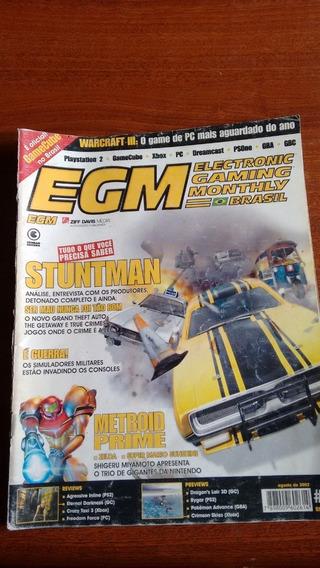 Revista Egm Brasil - Edição Número 5