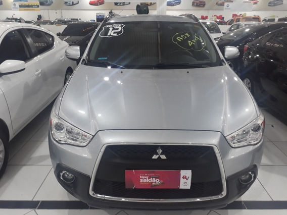 Mitsubishi Asx 4x4 Automatica