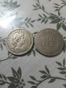 2 Moedas 400 Reis 1920
