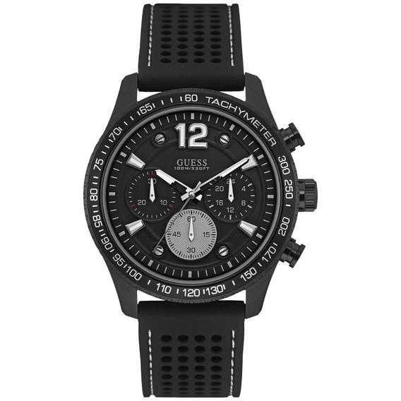 Relógio Guess Masculino 92644gpgspu2 Cronógrafo Preto