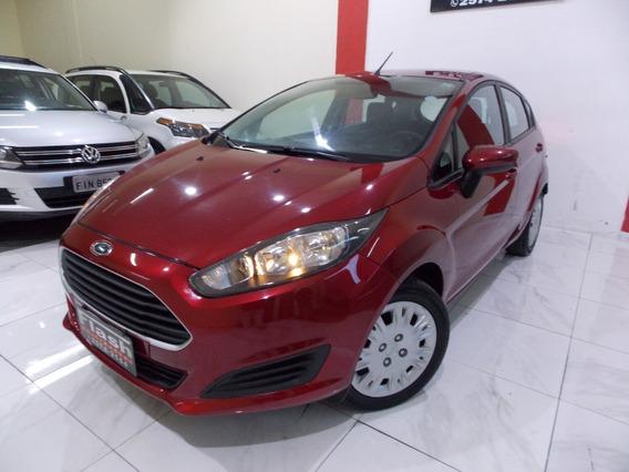 Ford Fiesta 2015 Hatch S 1.5 Completo (unico Dono) Baixo Km