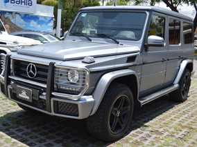 Mercedes Benz Clase G 500 2018 Limited Edition Gris Mate
