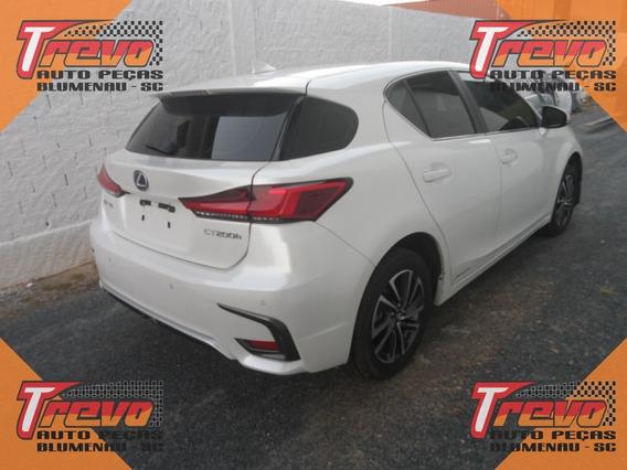 Sucata Lexus Ct 200h 2018 1.8 16v Híbrido / Somente Peças