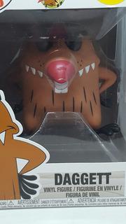 Funko Pop Castores Cascarrabias Dagget Angry Beavers Figura