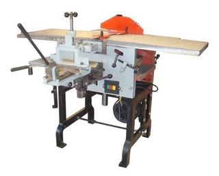Maquina Combinada Carpinteria 2hp 6 Operaciones 11 Funciones